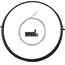 capgo OL Outer Brake Cable For Shimano / Sram ROAD & ATB / MTB black